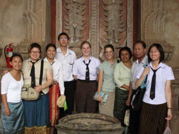 Study Abroad in Vientiane, Laos