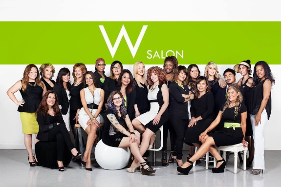 The W Salon Experience